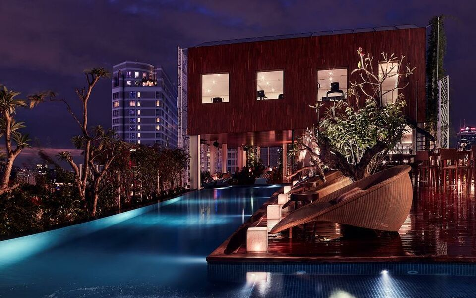 The myst dong khoi a design boutique hotel ho chi minh for Design boutique hotel hanoi