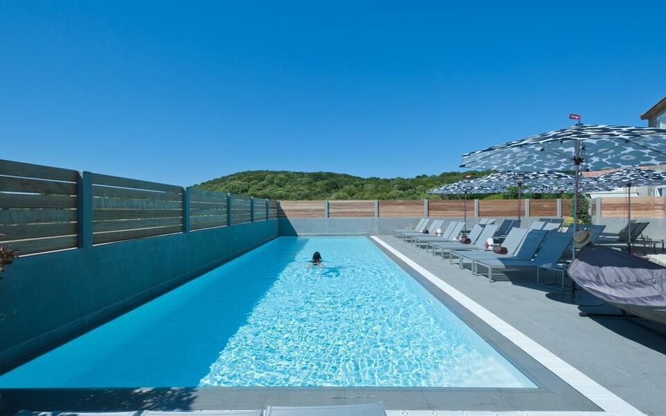 Le golfe piscine spa casanera a design boutique hotel - Hotel porto portugal avec piscine ...