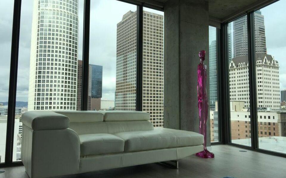 Downtown l a luxury suite los angeles vereinigte for Boutique hotels downtown los angeles