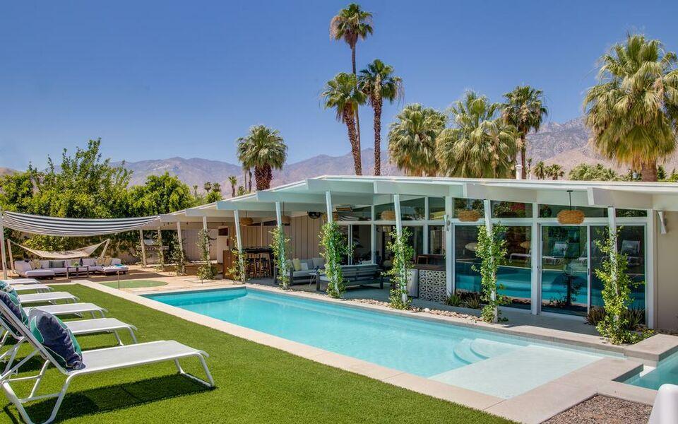 The West Elm House A Design Boutique Hotel Palm Springs U S A