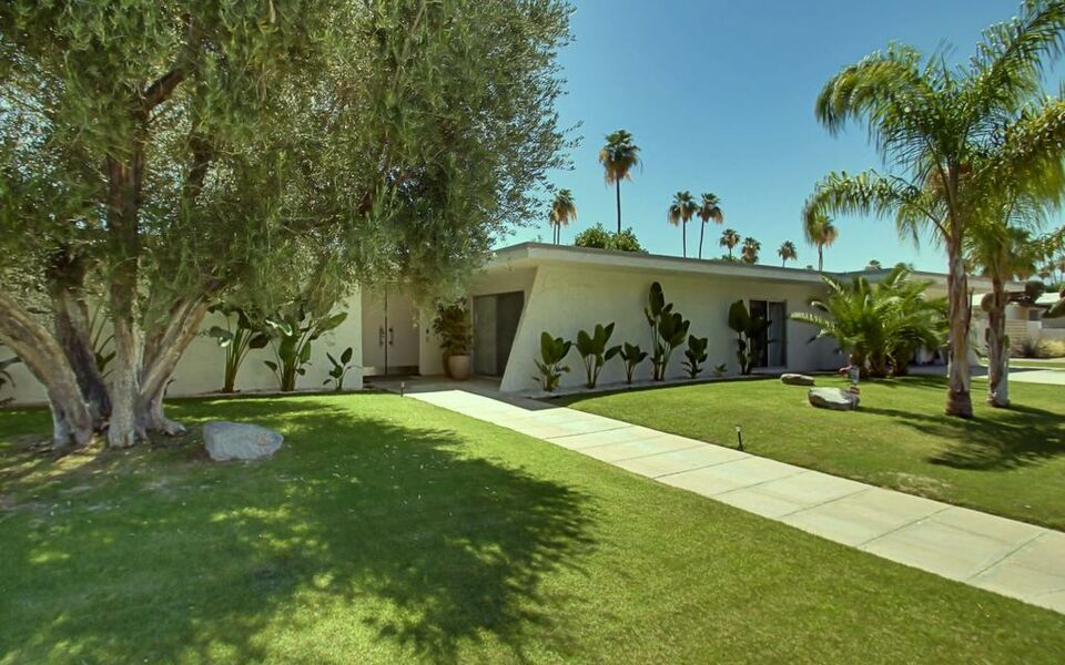 Luxury Three Bedroom Golf Course Home A Design Boutique Hotel Palm Springs U S A