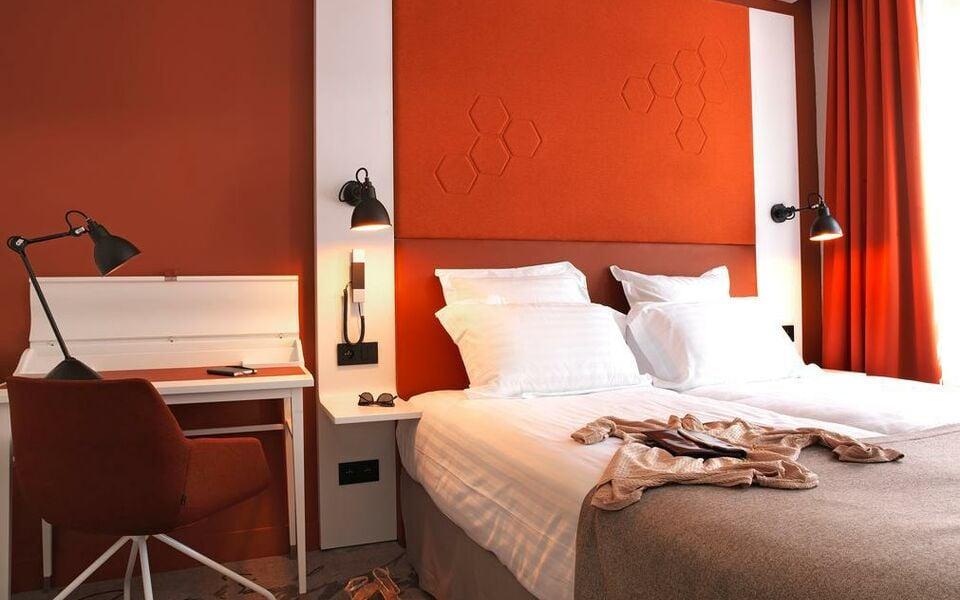 Hotel Vendome Saint Germain Paris