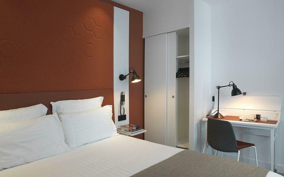 H tel vendome saint germain a design boutique hotel paris for Hotel design 75005