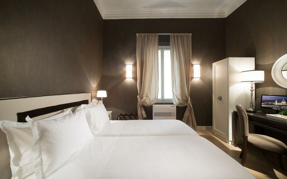 San giuliano inn a design boutique hotel florence italy for Design hotel florence