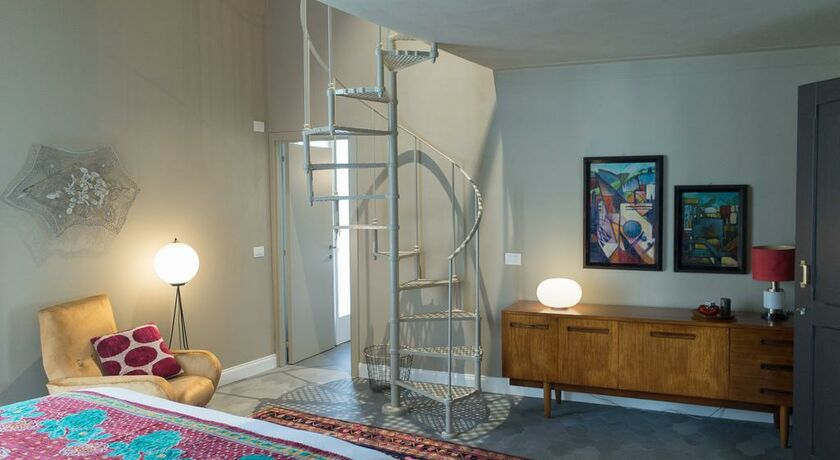 Hotel Convento Florence Room Facilities