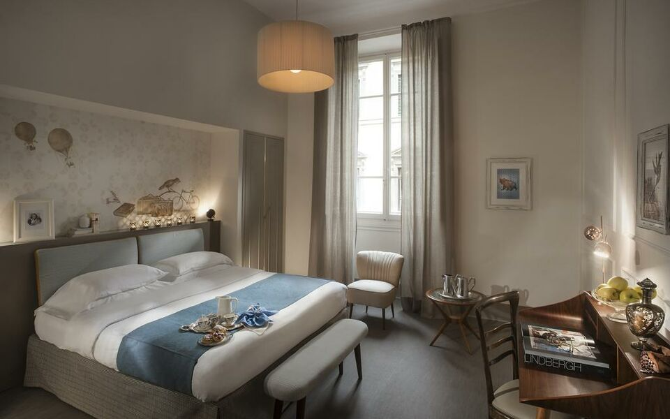 Alfieri9 a design boutique hotel florence italy for Design hotel florence