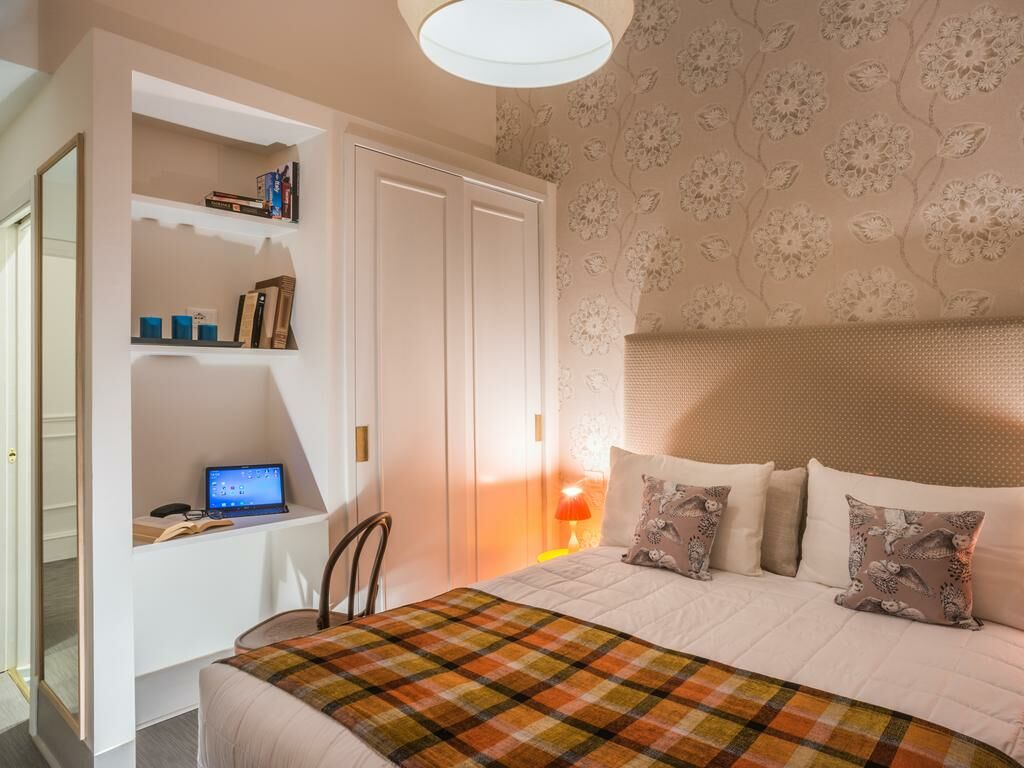 Alfieri9 a design boutique hotel florence italy for Hotel design florence