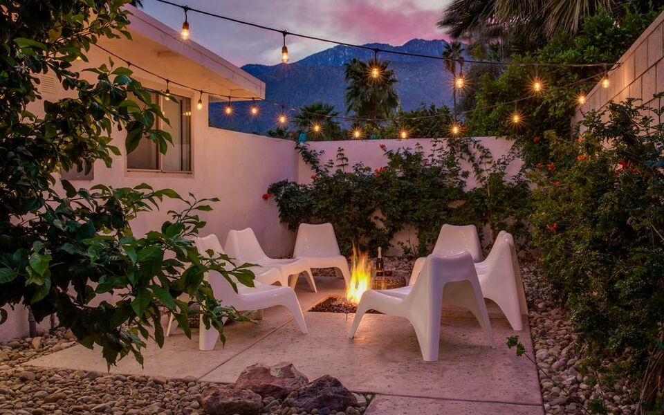 Palm Springs Bed And Breakfast Romantic