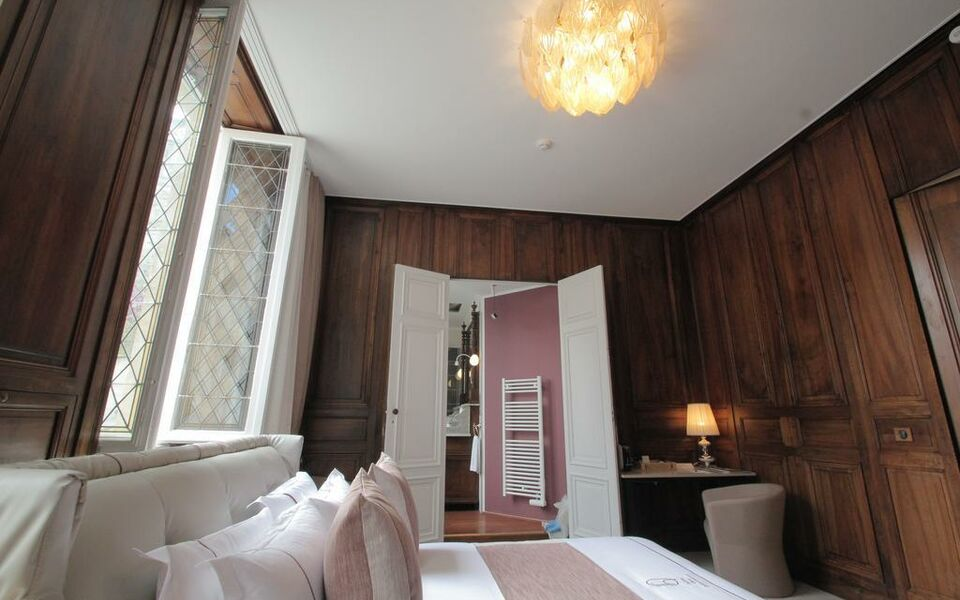 Hotel Des Quinconces A Design Boutique Hotel Bordeaux France