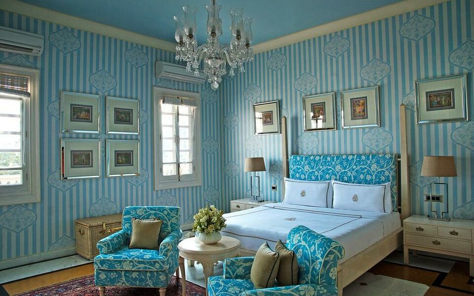 Sujan Rajmahal Palace A Design Boutique Hotel Jaipur India
