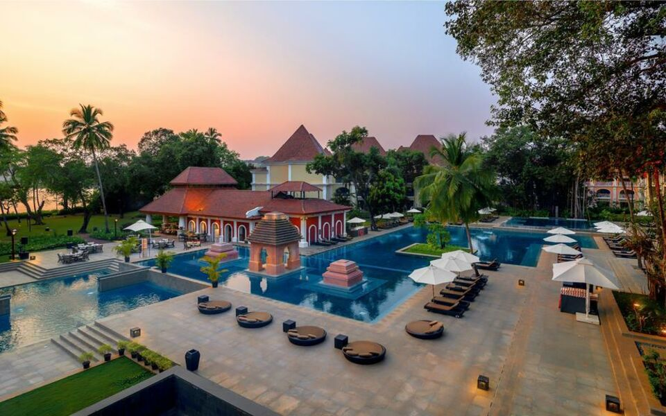 Grand Hyatt Goa, Bambolim (1)
