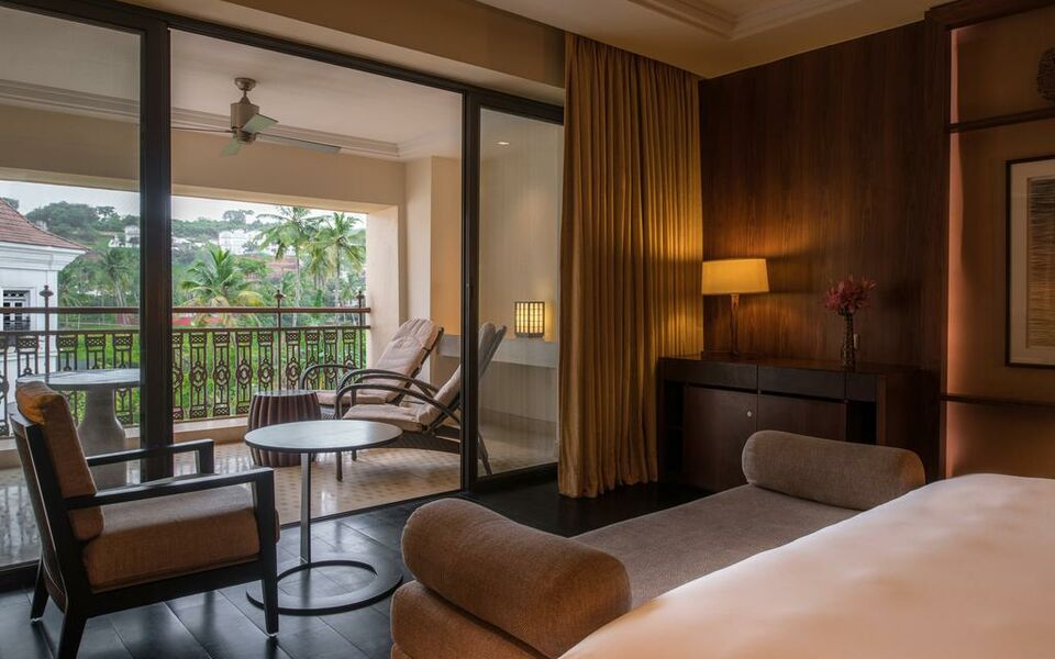Grand Hyatt Goa, Bambolim (10)