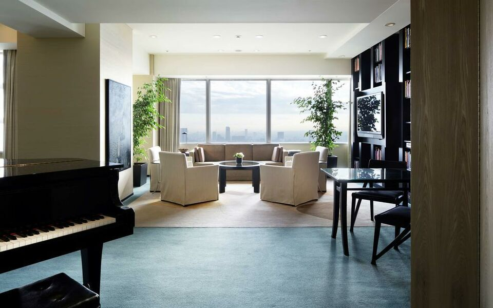 Park hyatt tokyo a design boutique hotel tokyo japan for Boutique hotel tokyo