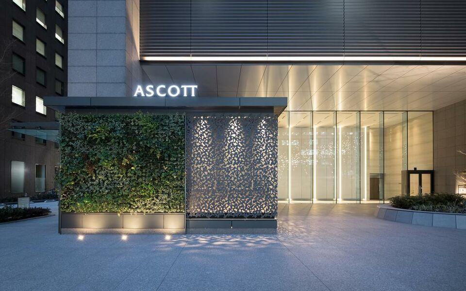 Ascott Marunouchi Tokyo A Design Boutique Hotel Tokyo Japan