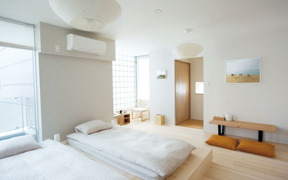 Kame citi a design boutique hotel tokyo japan for Boutique hotel tokyo