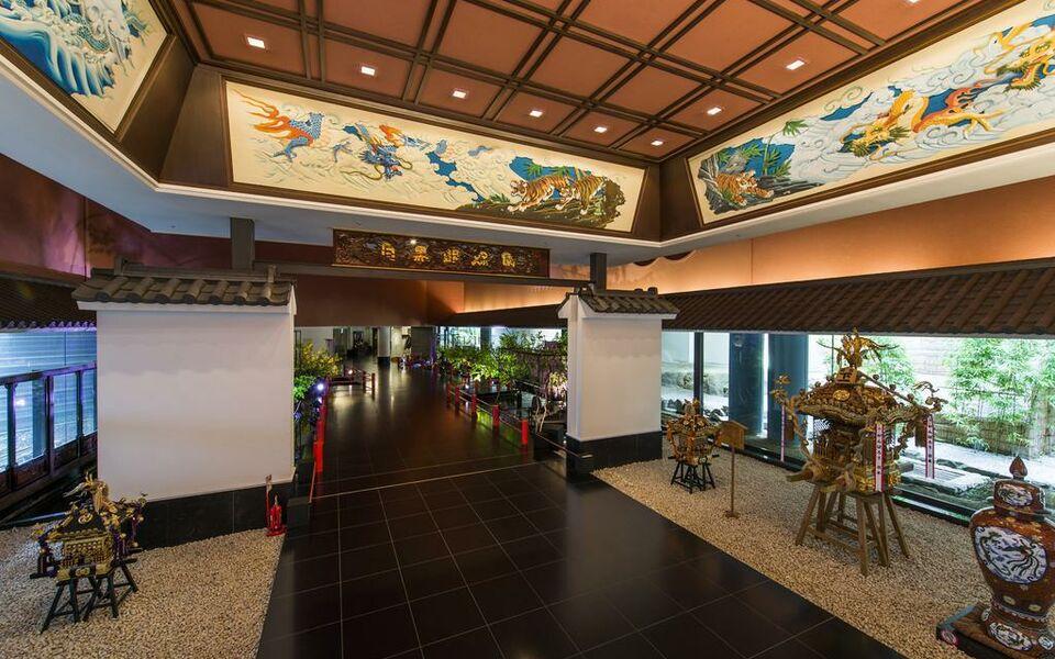 Hotel gajoen tokyo a design boutique hotel tokyo japan for Design hotel japan