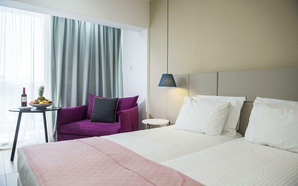 Napa mermaid hotel suites ayia napa zypern for Design hotel zypern