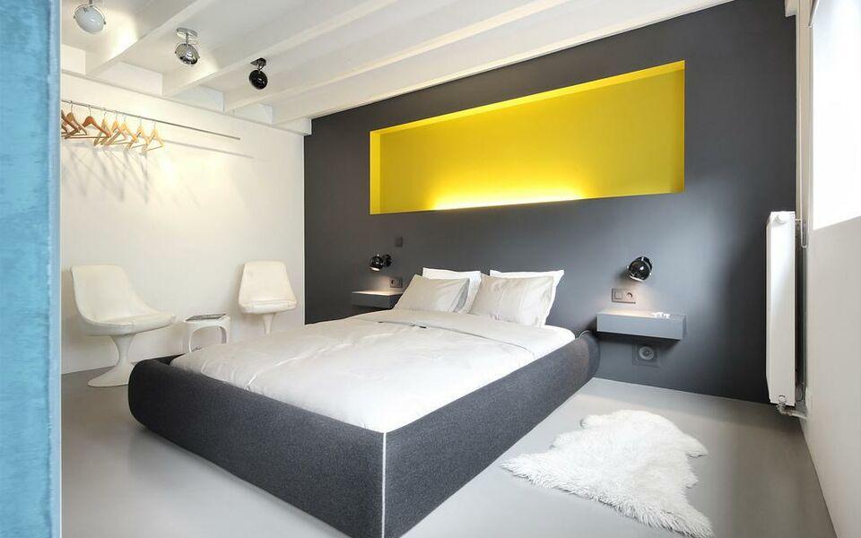 Alphabed Guest House A Design Boutique Hotel Ghent Belgium