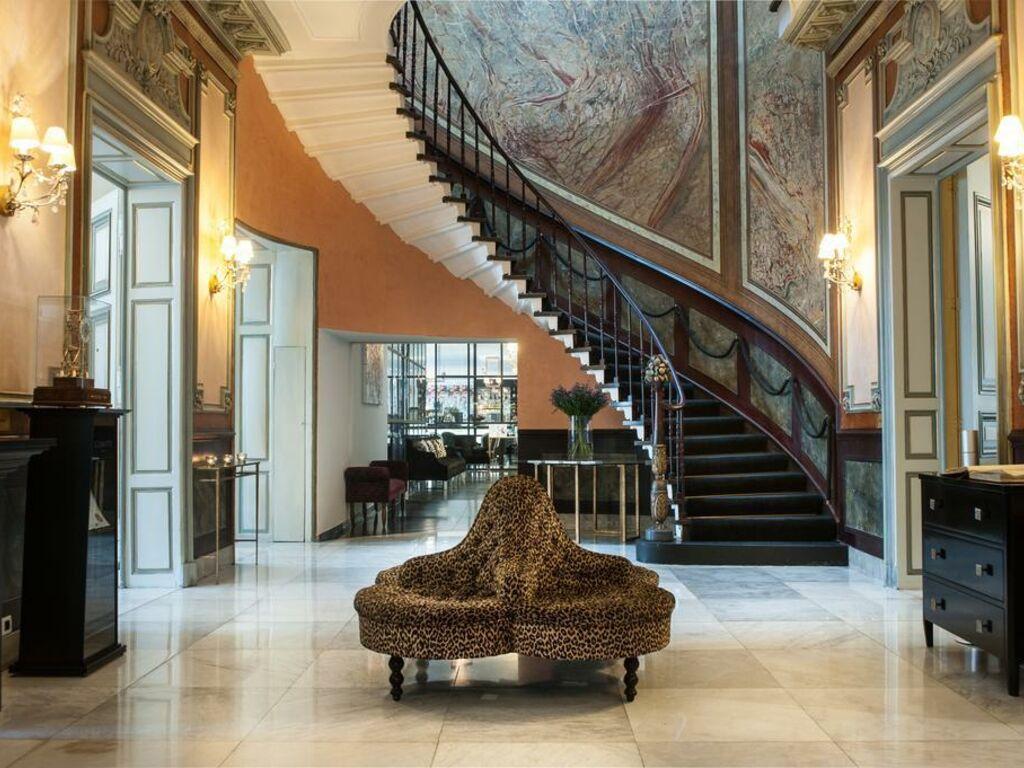 Pillows Grand Hotel Reylof Ghent Belgien