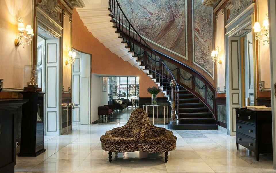 Sandton grand hotel reylof a design boutique hotel ghent for Design boutique hotels ghent