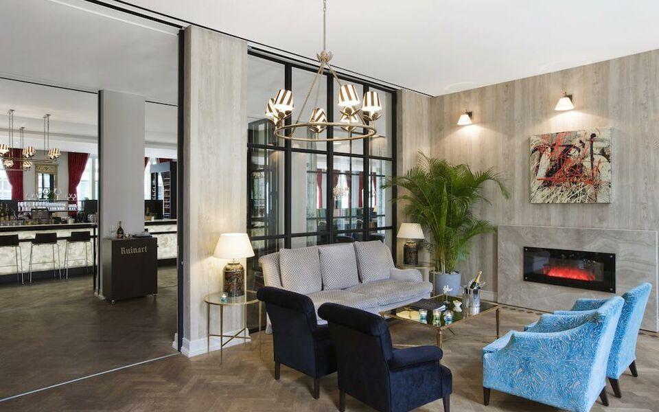 Sandton Grand Hotel Reylof A Design Boutique Hotel Ghent