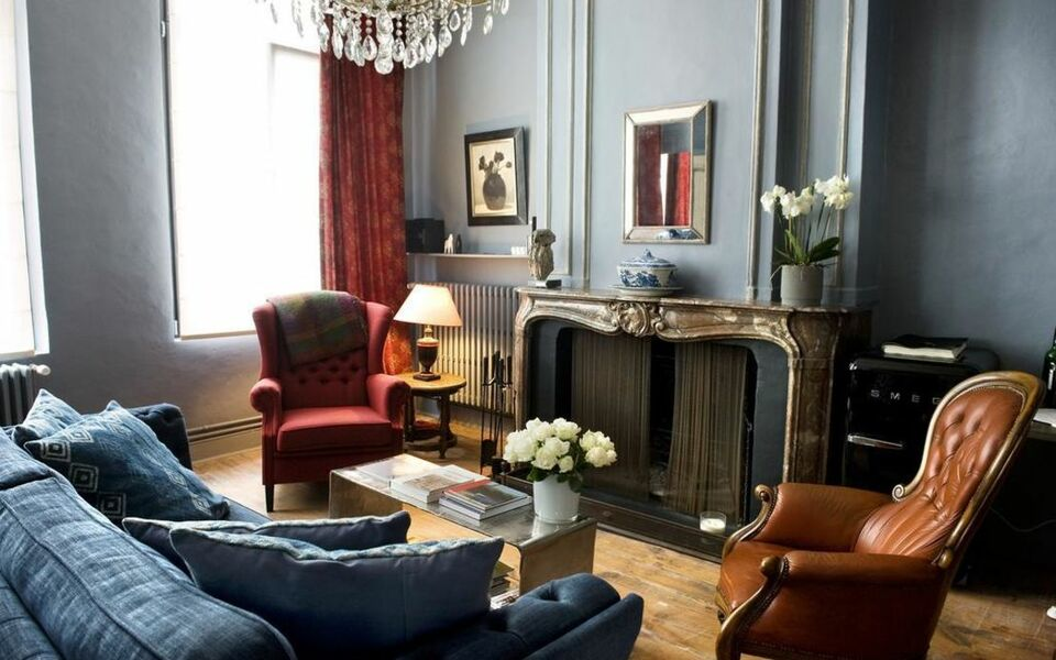 Ganda rooms suites a design boutique hotel ghent belgium for Design boutique hotels ghent