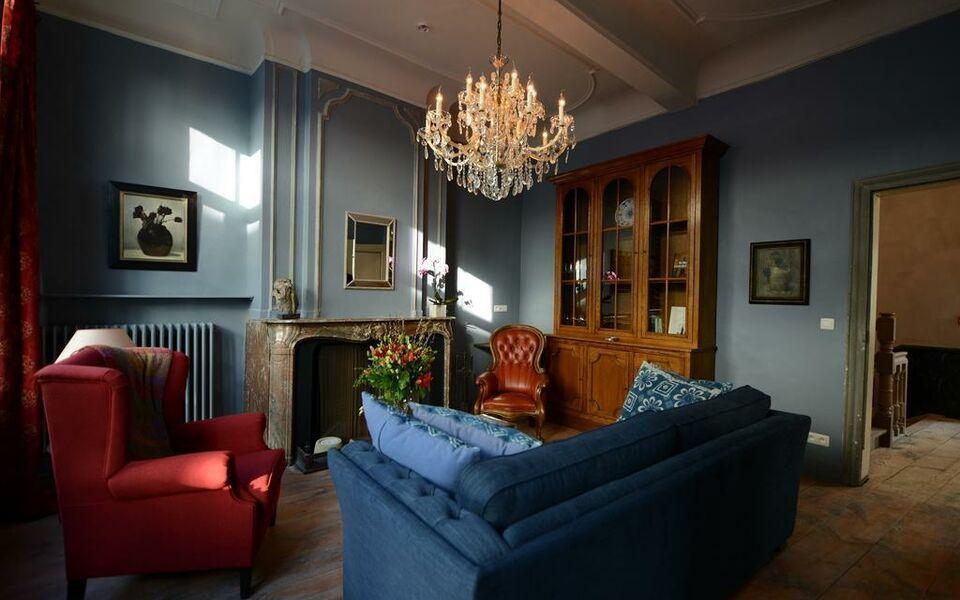 Ganda Rooms Suites A Design Boutique Hotel Ghent Belgium