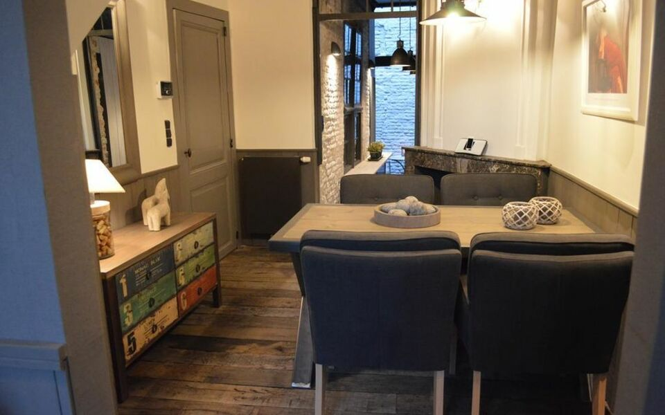 De Waterzooi Lodge A Design Boutique Hotel Ghent Belgium