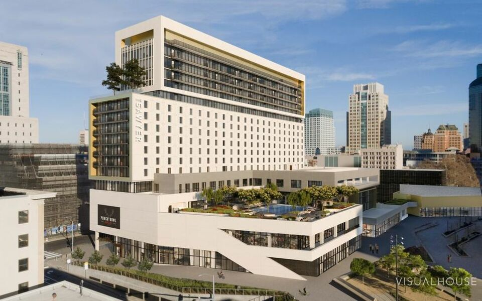 Hotels With Meeting Rooms In Sacramento