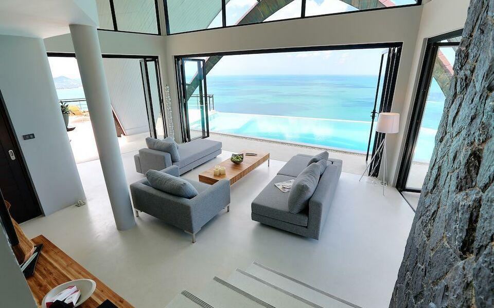 Villa moonshadow award winning villa a design boutique for Award winning boutique hotel