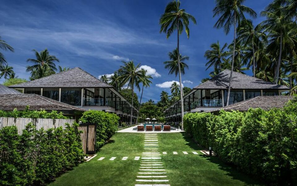 The villas by nikki beach resort koh samui a design for Design hotel koh samui