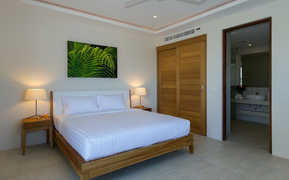 The Ridge Villa 8, Choeng Mon Beach (4)