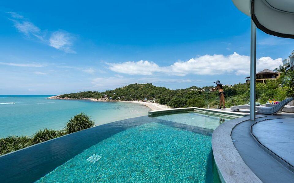 Villa Callisto Choeng Mon Beach 4