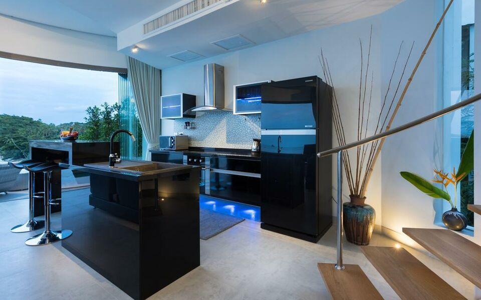 Villa Callisto, a Design Boutique Hotel Choeng Mon Beach, Thailand on
