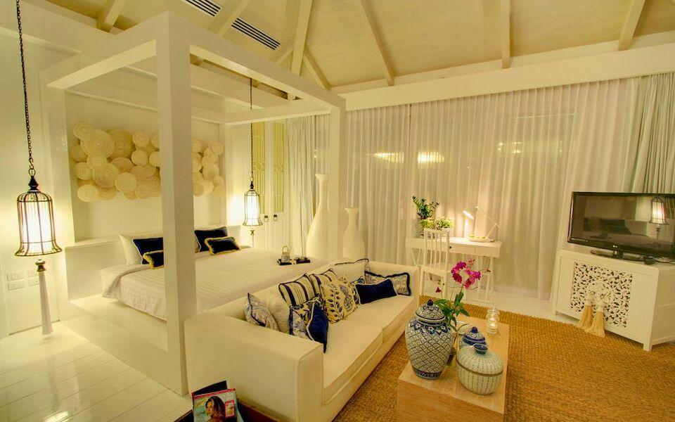 Villa mia chaweng beach tha lande my boutique hotel for Decoration chambre thailandaise