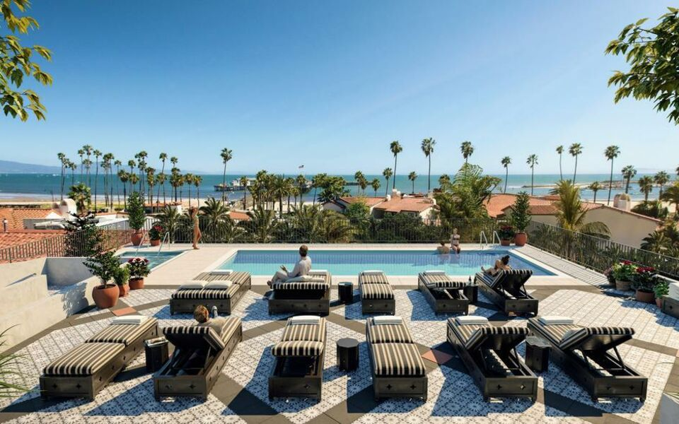 Luxury Boutique Hotels Santa Barbara