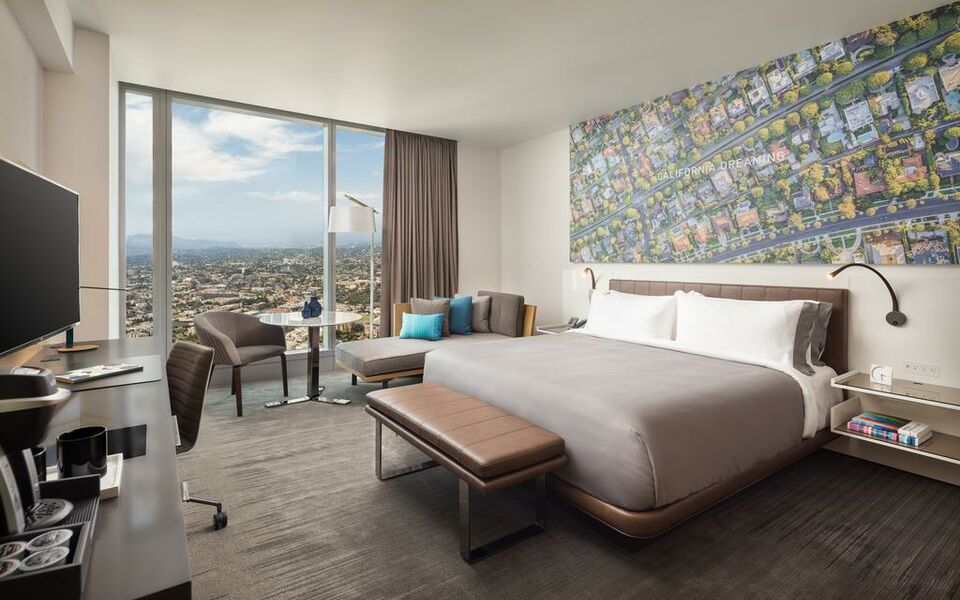 InterContinental - Los Angeles Downtown, Los Angeles (4)