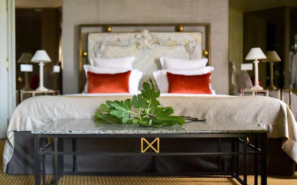 Restaurant Grand Hotel Du Lion D Or Romorantin