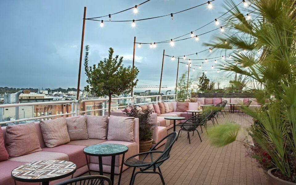 Hotel suecia madrid 2018 world 39 s best hotels for Design boutique hotel madrid