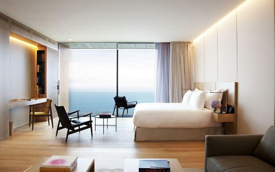 Akelarre a design boutique hotel san sebasti n spain - Hotel boutique san sebastian ...