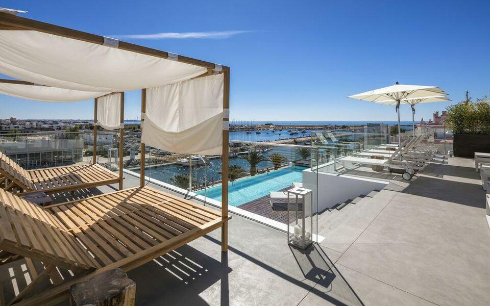 Lagos avenida hotel a design boutique hotel lagos portugal for Design boutique hotels algarve