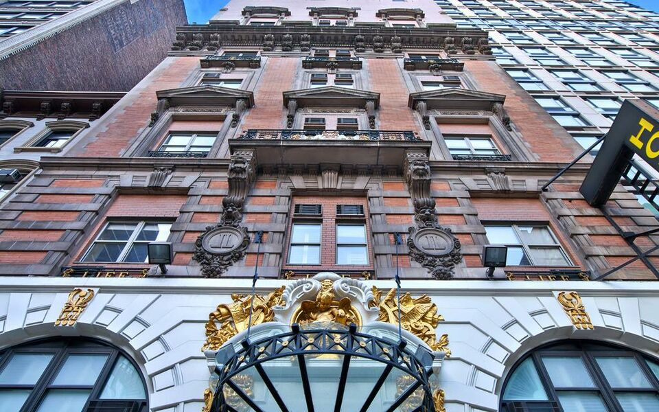 Life Hotel Nomad A Design Boutique Hotel New York City