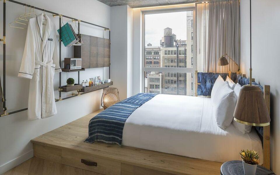 Made hotel a design boutique hotel new york city u s a for Design boutique hotels new york