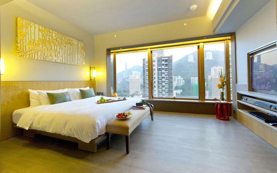 Wanchai 88 a design boutique hotel hong kong hong kong for Design boutique hotel hong kong