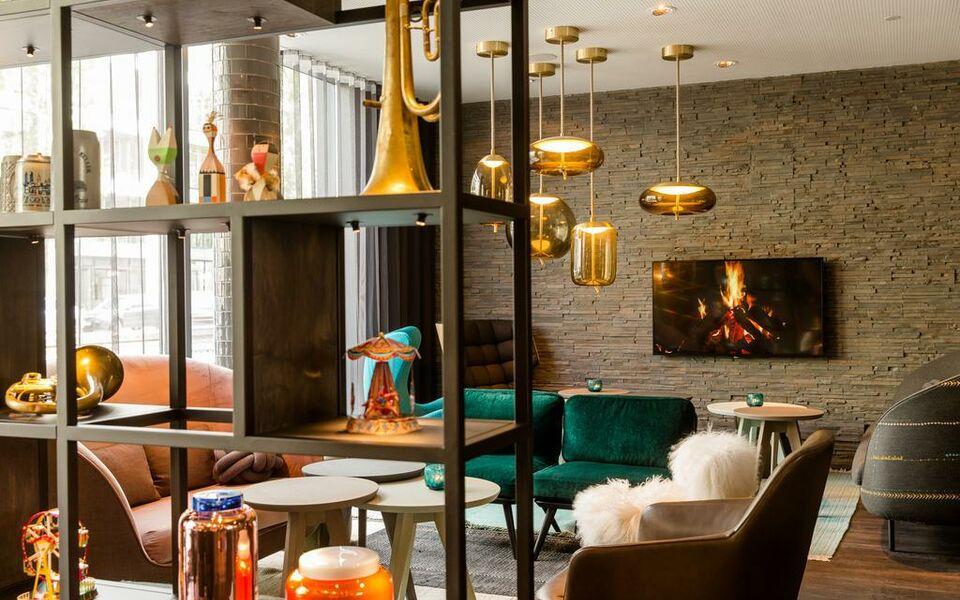 motel one m nchen city west a design boutique hotel. Black Bedroom Furniture Sets. Home Design Ideas