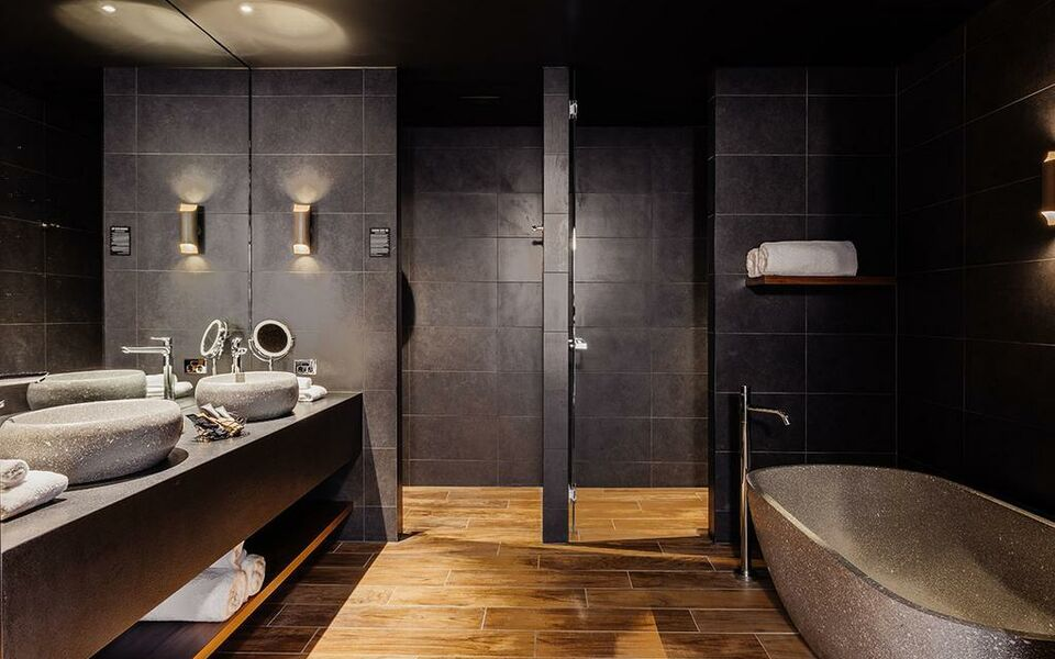 Macq 01 hotel a design boutique hotel hobart australia for Best private dining rooms hobart