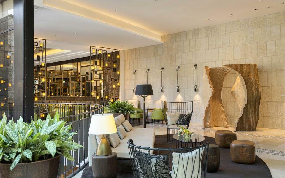 Orient jerusalem by isrotel exclusive collection a design for Design hotel jerusalem