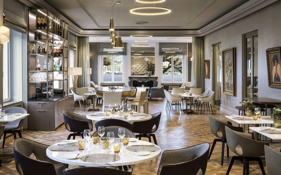 The ritz carlton hotel de la paix geneva geneva suisse for Best boutique hotels geneva