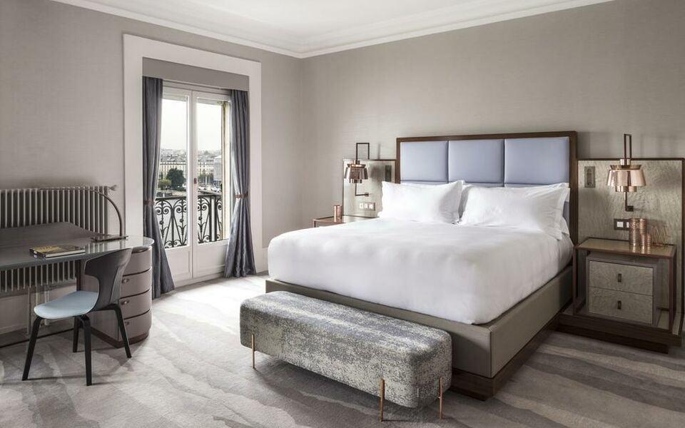 The ritz carlton hotel de la paix geneva a design for Best boutique hotels geneva