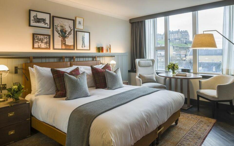 Roxburghe Hotel Edinburgh Reviews